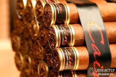 Сигары, застрахованные от огня