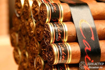 реальная бизнес-история - сигары, застрахованные от огня